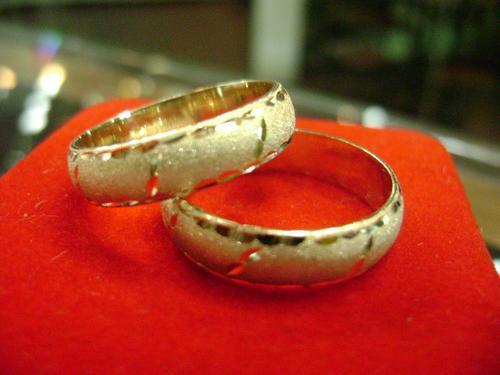 aros  bodas matrimonios  en oro 18k de calidad somos tienda!