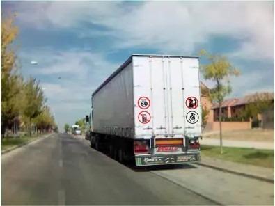 calcomanias automotriz reglamentarias, camiones motos,lancha