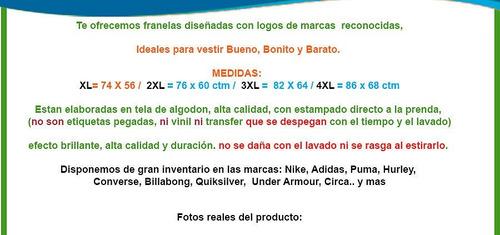 franelas talla gigante xl  2xl 3xl  4xl  mayor y detal