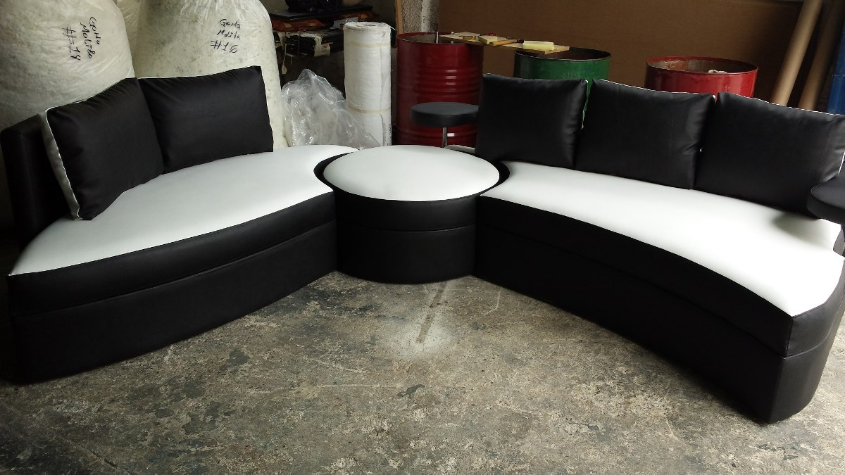 Juego de sala mueble sofa cama bs en for Mercado libre sofa camas nuevos