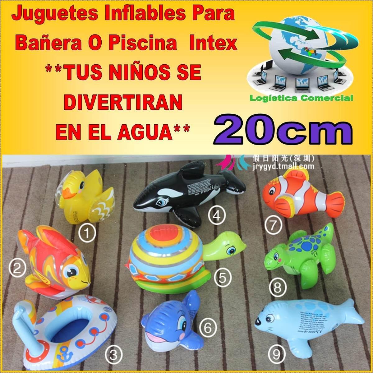 Juguetes inflables para ba eras piscinas intex 58590 bs for Juguetes de piscina