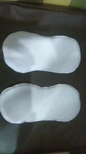 moldeadores, almohadillas, laterales