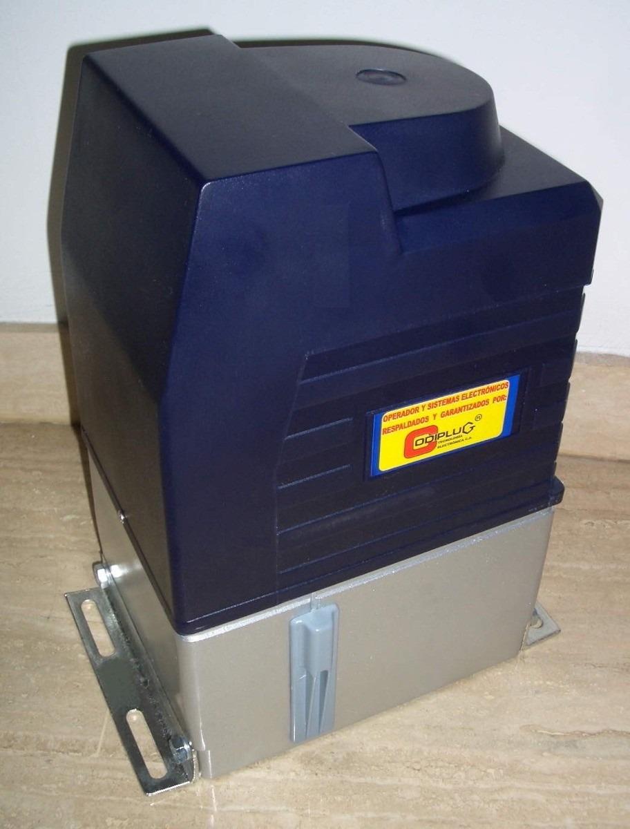 Motor porton electrico codiplug bs en for Motor porton electrico