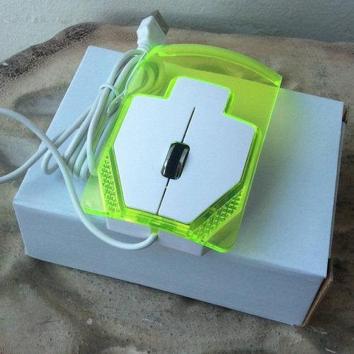 mouse óptico usb ( windows, macos, linux)