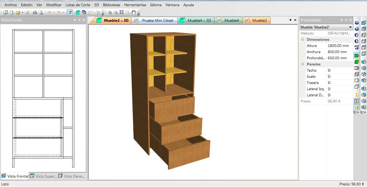 ... Programa Para Dise Ar Muebles Gratis Online Casa Dise O For Disenar  Muebles De Cocina Online ...