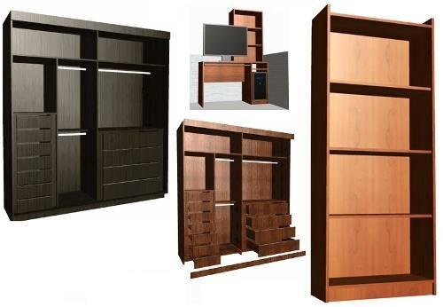 Programa para crear y desglosar muebles ba o cocina y for Programas para disenar cocinas y closet gratis