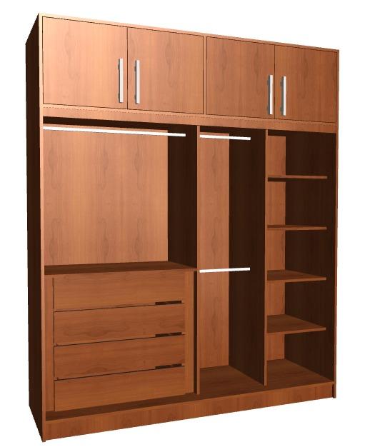 Desglosar Muebles Cocina Y Closet  Bs 550,00 en Mercado Libre