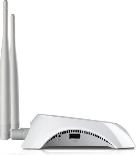 router tp-link tl-mr3420 3g/3.75g 300mbps