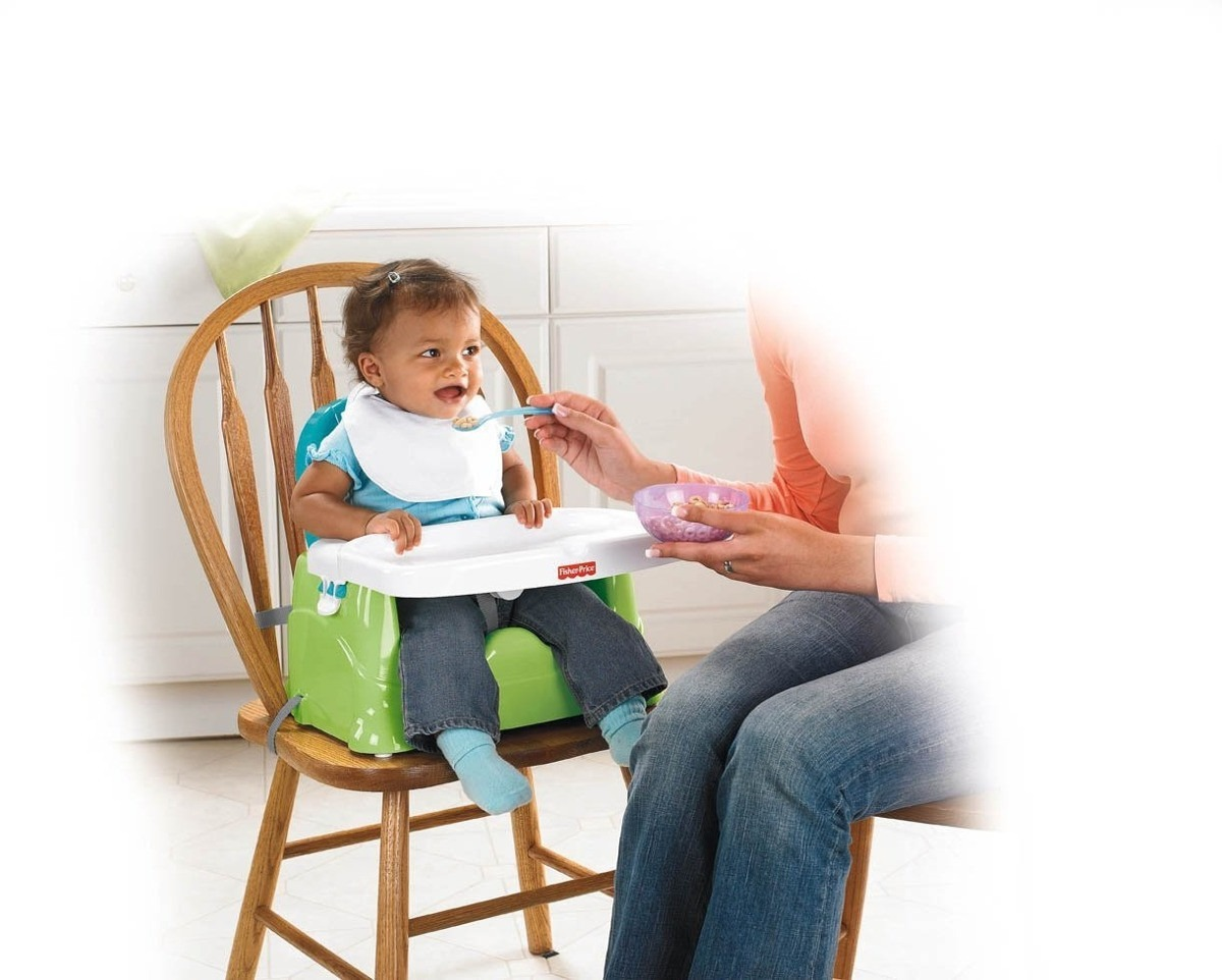 Silla para comer de bebe fisher price bs en for Silla fisher price para comer