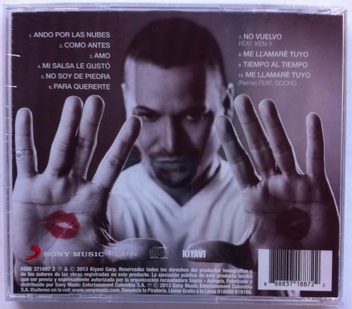victor manuelle. me llamaré tuyo. cd original, nuevo